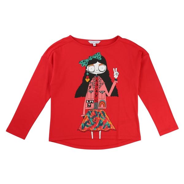 [리틀 마크제이콥스]롱슬리브 티셔츠 W15338_96E