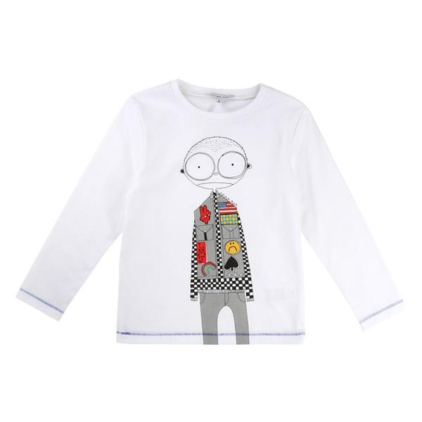 [리틀 마크제이콥스]롱슬리브 티셔츠 W25273_10B