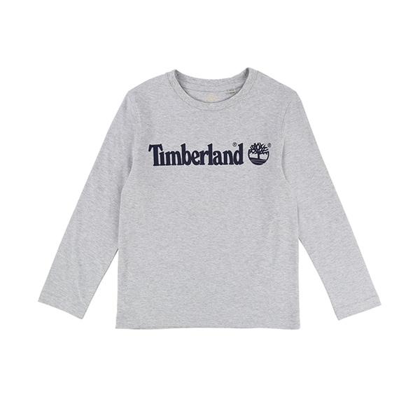 [팀버랜드]키즈 라운드 긴팔 티셔츠-T25M02_A32