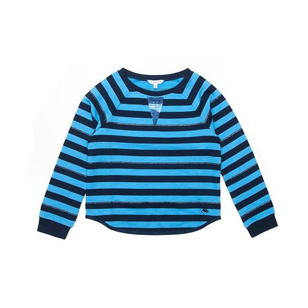 [리틀 마크제이콥스] 롱슬리브 티셔츠W15273 Blue Dark Blue Licht