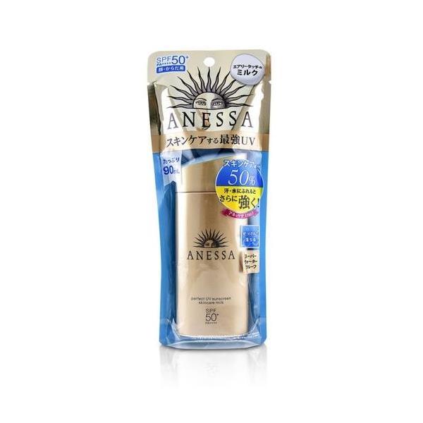 [신상포착] [해외]시세이도 아넷사 퍼펙트 UV 썬 밀크 spf50 90ml