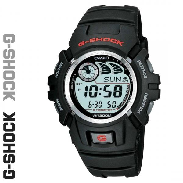 CASIO 지샥 G-2900F-1 스탠다드 블랙