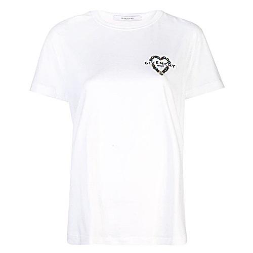 19SS 지방시 로고 반팔 티셔츠 BW705Z3Z24