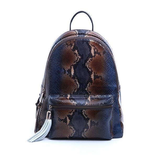 [doniray] andre backpack - persian indigo