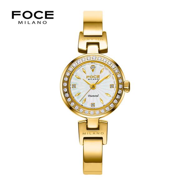 포체밀라노 21mm 여성 다이아몬드 메탈시계 FM1930GD