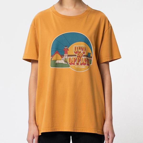 [누디진] 티나 캠퍼 반팔티셔츠 131706