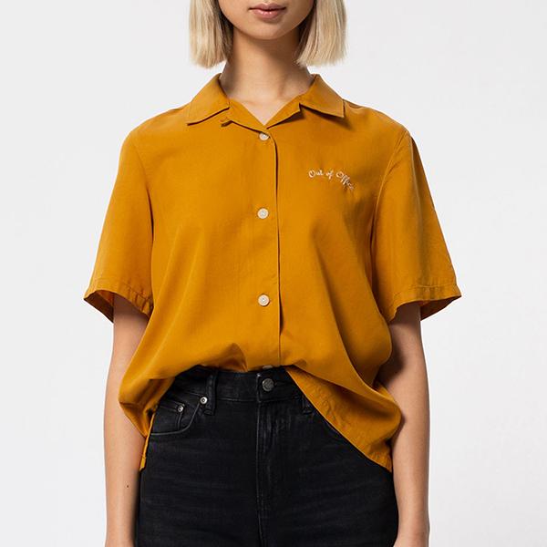 [누디진] 비아 볼링 셔츠 140661