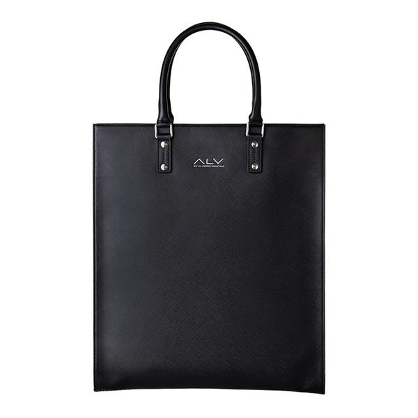 ALV Marca Shopper Piccolo Black에이엘브이 쇼퍼블랙
