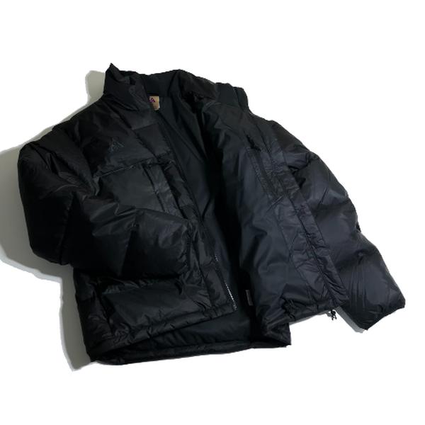 나이키 ACG 다운 필 패딩 자켓 블랙 Nike ACG Down Fill Jacket CD7660 010