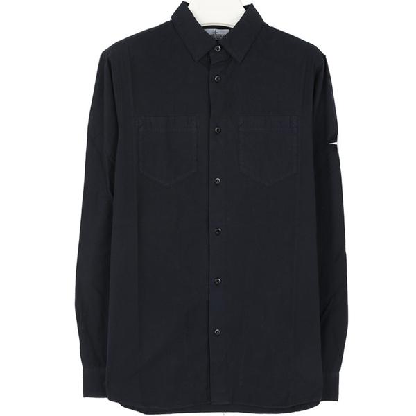 스톤키즈 701610302 V0020 자수 긴팔 셔츠