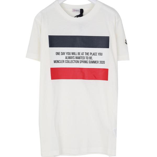 몽클키즈 8C71920 83907 034 남아 티셔츠