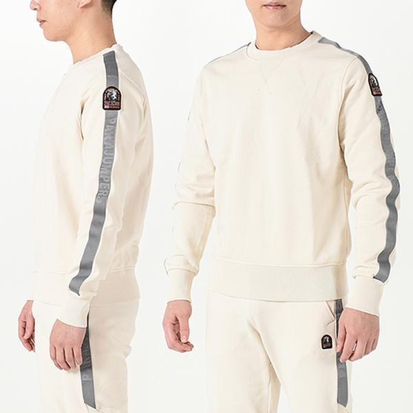 파라점퍼스 ARMSTRONG XF01 남성 맨투맨(아이보리)